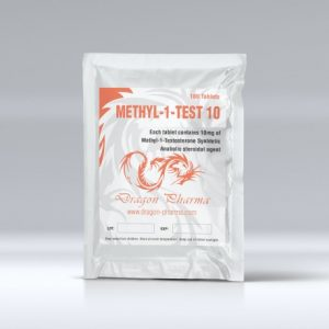 Methyl-1-Test 10 Dragon Pharma