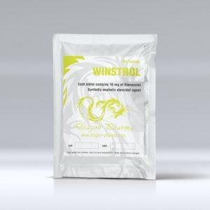 Winstrol 10mg Dragon Pharma